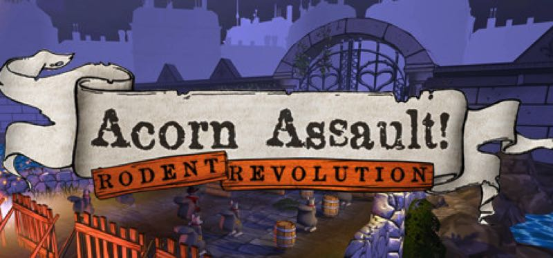 [TEST] Acorn Assault: Rodent Revolution – la version pour Steam