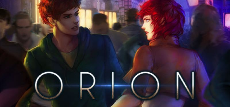 [TEST] Orion: A Sci-Fi Visual Novel – la version pour Steam
