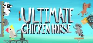 Ultimate Chicken Horse - logo