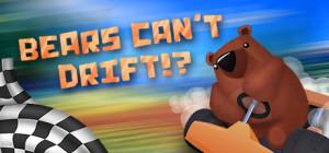 Bears Can't Drift - logo
