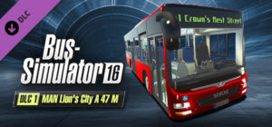 Bus Simulator 16 - MAN Lion's City A 47 M - logo