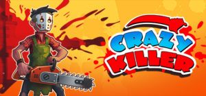 Crazy Killer - logo
