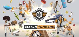 Glitchrunners - logo