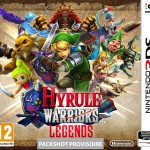 Hyrule Warriors Legends - cover