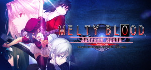 Melty Blood Actress Again Current Code - logo