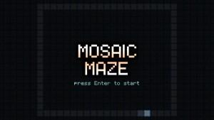 Mosaic Maze