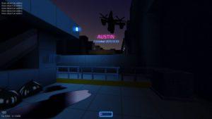 Neon Struct - Austin