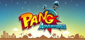 Pang Adventures - logo