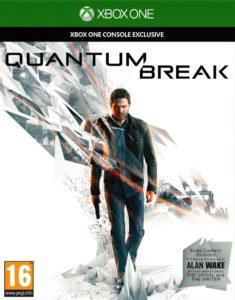 Quantum Break - cover