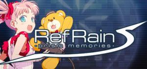 RefRain -prism memories- - logo