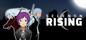 Selenon Rising - logo