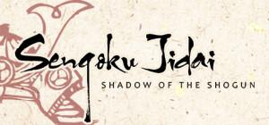 Sengoku Jidai - Shadow of the Shogun - logo