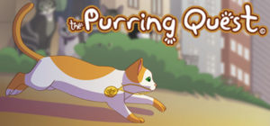 The Purring Quest - logo