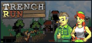 Trench Run - logo