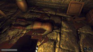 UnderDread - cadavre