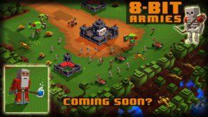 8-Bit Armies - médiéval