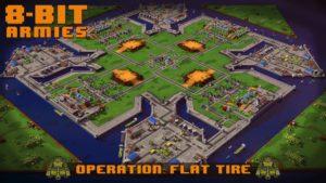 8-Bit Armies - niveau