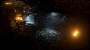 Amigdala - grotte