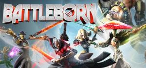 Battleborn - logo