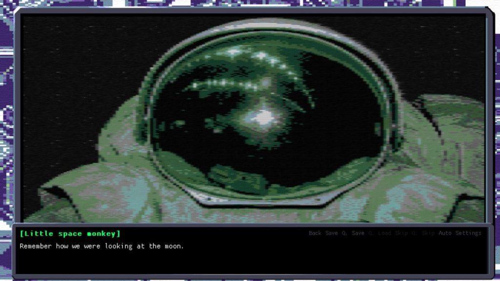 Cyber City 2157 - astronaute