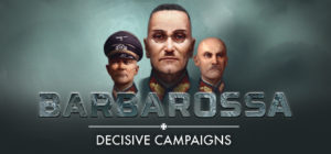 Decisive Campaigns Barbarossa - logo