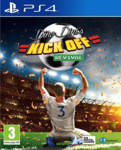 Dino Dini's Kick Off Revival - cover