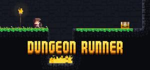 Dungeon Runner - logo