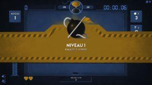 Fine Sweeper - niv 1