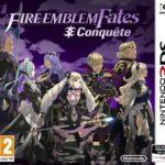 Fire Emblem Fates Conquête - cover