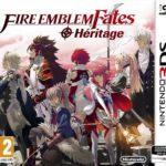 Fire Emblem Fates Héritage - cover