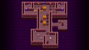 Mystery Castle - niveaux