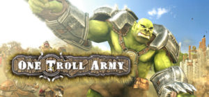One Troll Army - logo