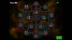 Puzzle Galaxies - niveau