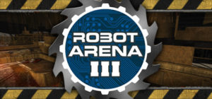 Robot Arena III - logo