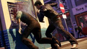 Sleeping Dogs Definitive Edition - combat