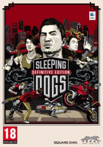 Sleeping Dogs Definitive Edition - cover
