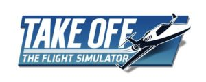 Take Off - The Flight Simulator - logo