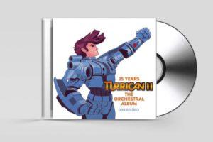Turrican II - CD