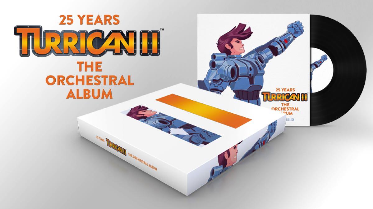 Turrican II fête son 25ème anniversaire