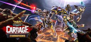 Warhammer 40.000 Carnage Champions - logo