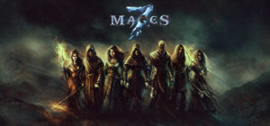 7 Mages - logo