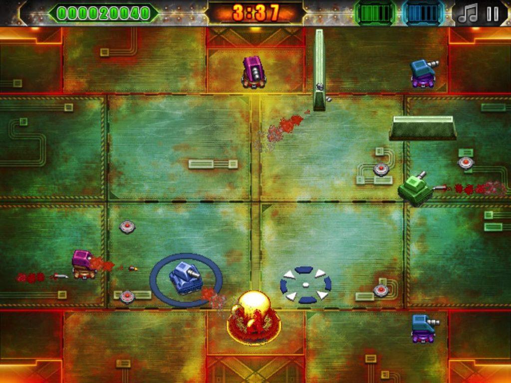 Battle Pixels - autre niveau