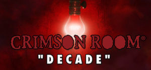 Crimson Room Decade - logo