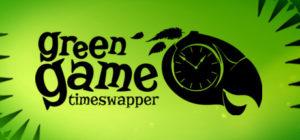 Green Game TimeSwapper - logo