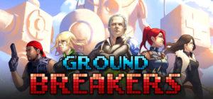 Ground Breakers - logo