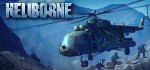 Heliborne - logo