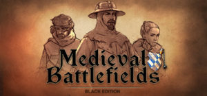Medieval Battlefields - Black Edition - logo
