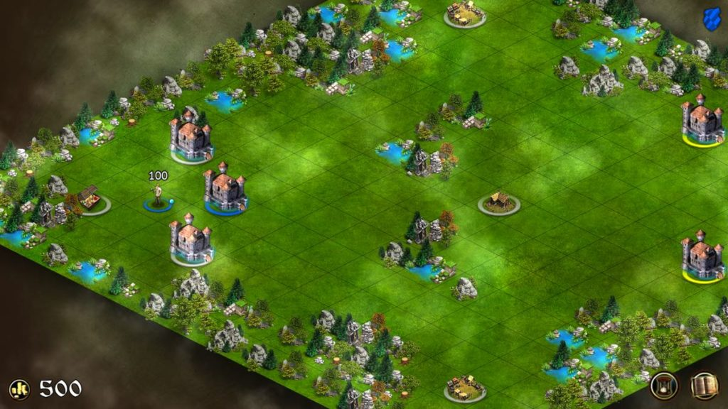 Medieval Battlefields - début