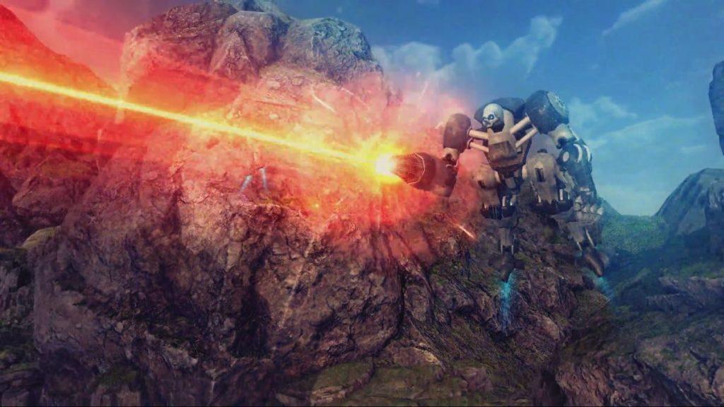 Meridian Squad 22 - attaque