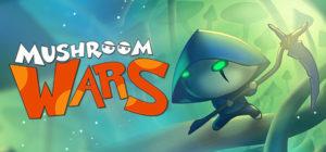 Mushroom Wars - logo